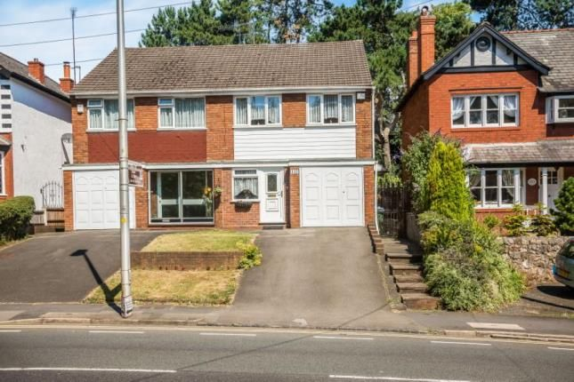 Thumbnail Semi-detached house for sale in Barrs Road, Cradley Heath, West Midlands