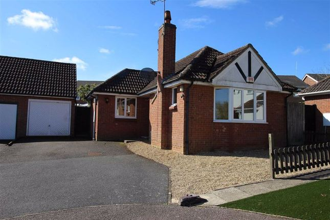 2 bed detached bungalow for sale in Hillary Close, Daventry NN11