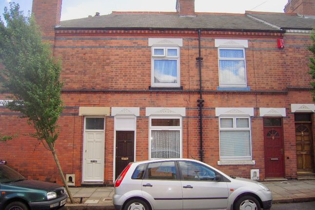 2 bed terraced house to rent in Mundella Street, Leicester LE2