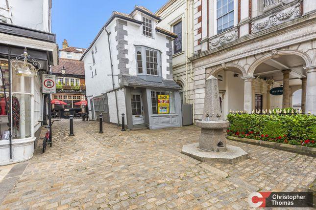 Thumbnail Retail premises to let in Market Cross House, 51 High Street, Windsor