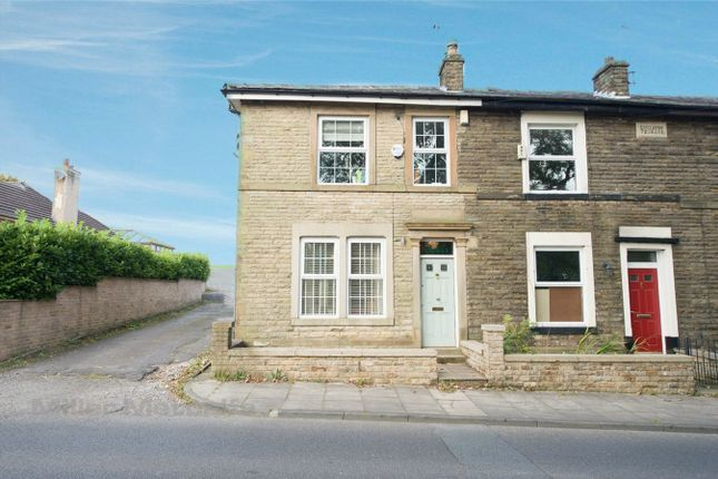3 bed end terrace house for sale in Bury And Rochdale Old Road, Heywood, Lancashire