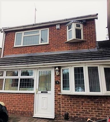 Thumbnail Link-detached house to rent in Cradley Road, Netherton