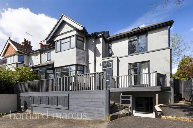 Thumbnail End terrace house for sale in Foxley Lane, Purley