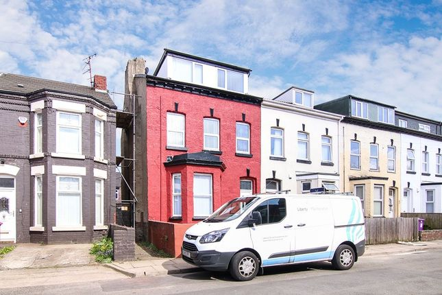 Thumbnail Terraced house for sale in Windsor Road, Tuebrook, Liverpool