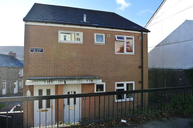 Thumbnail Flat for sale in Duke Street, Blaenavon, Pontypool