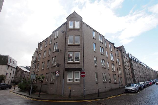 Thumbnail 1 bed flat to rent in Ashvale Court, Aberdeen