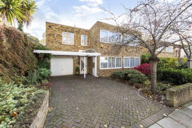 Thumbnail Detached house for sale in Ornan Road, Belsize Park, London