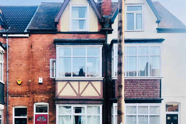 Thumbnail Terraced house to rent in Hillcrest Road, Moseley