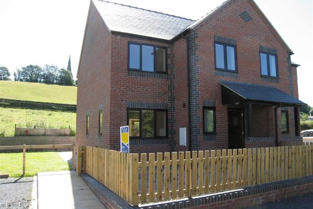 Thumbnail Property to rent in Castle Court, Leighton, Welshpool