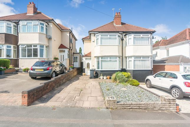 2 bed semi-detached house for sale in Forest Road, Oldbury B68