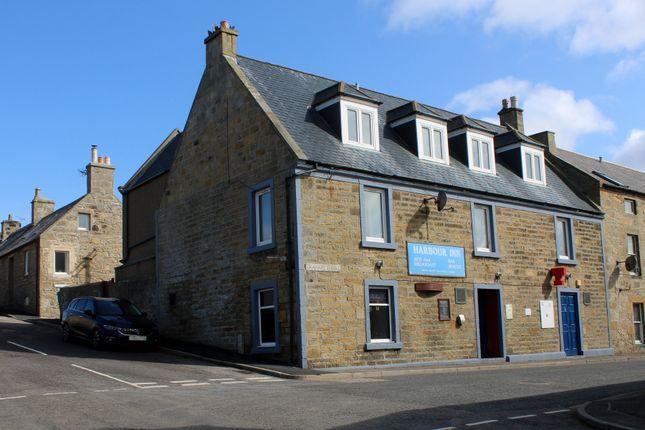 Thumbnail Leisure/hospitality for sale in The Harbour Inn, 59 Granary St, Burghead, Elgin