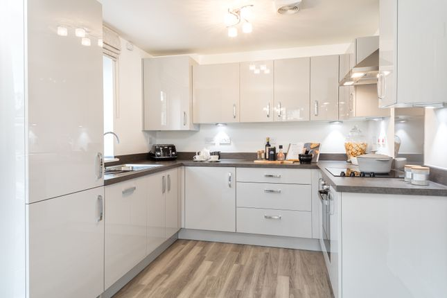 """Thumbnail Semi-detached house for sale in """"Moresby"""" at Square Leaze, Patchway, Bristol"""