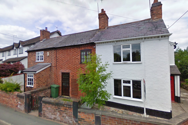 Thumbnail Terraced house to rent in Eaton Road, Tarporley