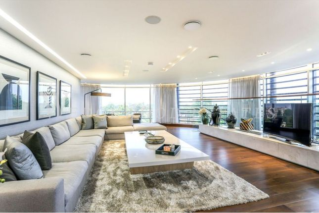 Thumbnail Flat to rent in Atrium Apartments, Park Road, Westminster, London