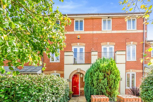 Thumbnail Town house for sale in Johnson Road, Emersons Green, Bristol