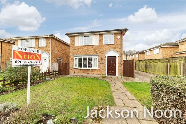 Thumbnail Detached house for sale in Heatherside Road, West Ewell, Epsom
