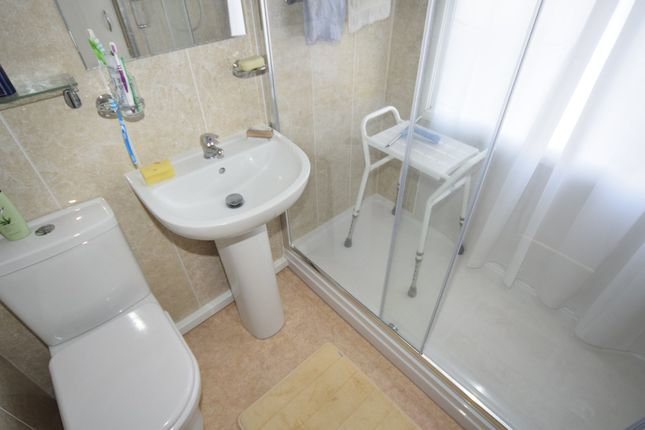 Shower Room of West Shore Park, Walney, Barrow-In-Furness LA14
