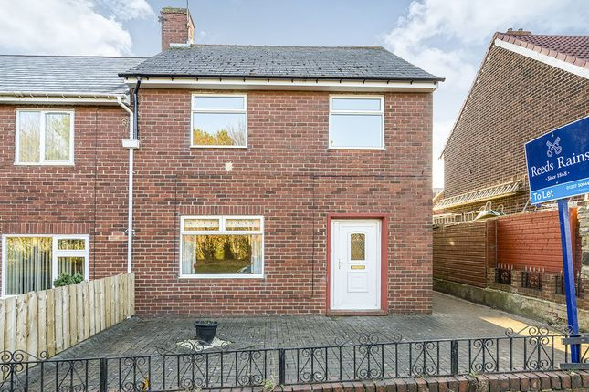Thumbnail Semi-detached house to rent in Gloucester Road, Consett