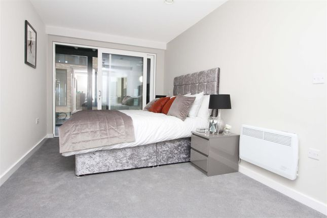 Bedroom of Plot 29, Movia Apartments, Bakers Road, Uxbridge UB8
