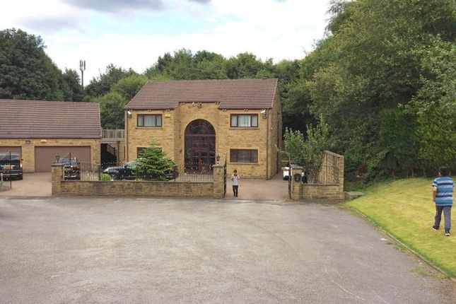 Thumbnail Detached house to rent in Birchencliffe Hill Road, Huddersfield