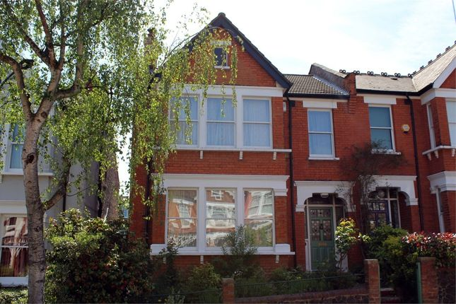 Thumbnail Semi-detached house for sale in Cranbourne Road, Muswell Hill, London