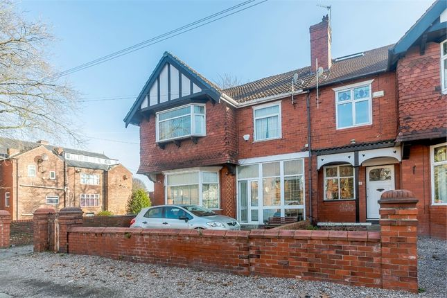 Thumbnail Semi-detached house for sale in Woodlands Road, Whalley Range, Manchester