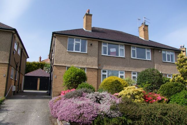 Thumbnail Flat to rent in Castle Mount, Heswall, Wirral