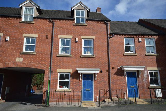 Thumbnail Terraced house for sale in Leonard Court, Oakengates, Telford