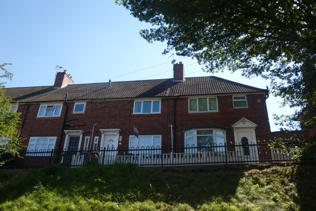 3 bed terraced house to rent in Manor Road, Wednesbury