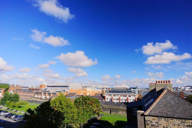 Thumbnail Flat to rent in Bath Lane, Newcastle Upon Tyne