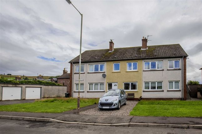 Thumbnail Terraced house for sale in Springbank, Alyth, Blairgowrie