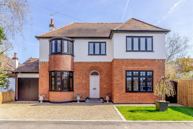 Thumbnail Detached house for sale in Wansford Close, Brentwood