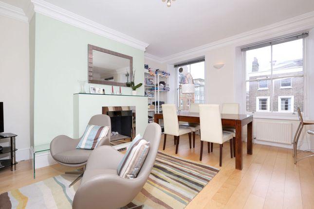 Thumbnail Flat to rent in Weymouth Street, Marylebone Village, London