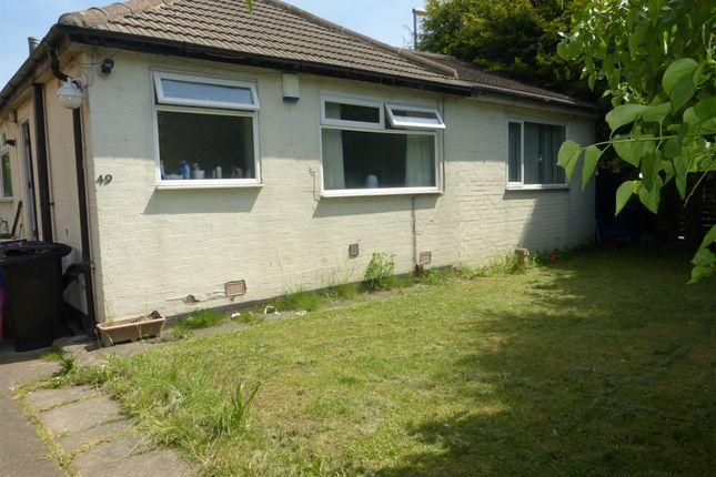 Thumbnail Detached bungalow for sale in Fearnville Mount, Leeds