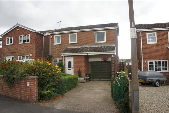 Thumbnail Detached house for sale in Chepstow Gardens, Cusworth, Doncaster