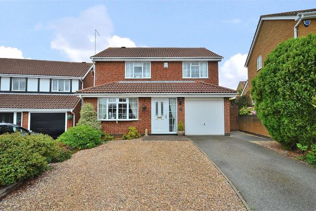Thumbnail Detached house for sale in Wensleydale, Kingsthorpe, Northampton