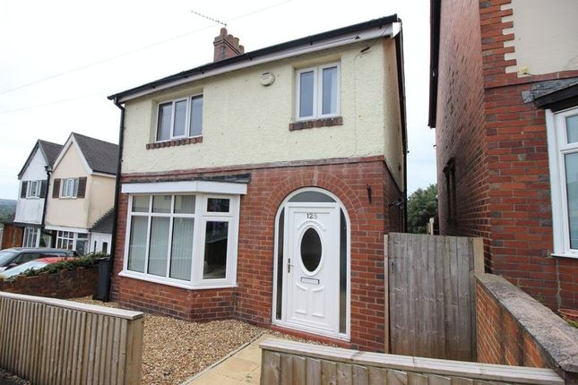 Thumbnail Detached house for sale in Burton Street, Leek