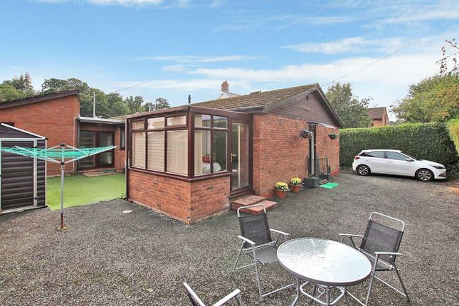 Thumbnail Semi-detached bungalow for sale in Garth Road, Builth Wells