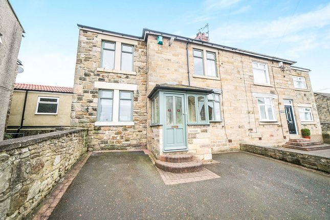 Semi-detached house for sale in Bank Top, Crawcrook, Ryton
