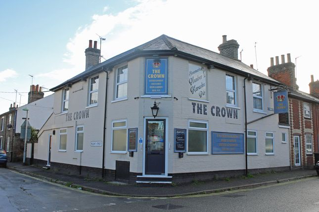 Thumbnail Pub/bar for sale in Crown Street, Stowmarket