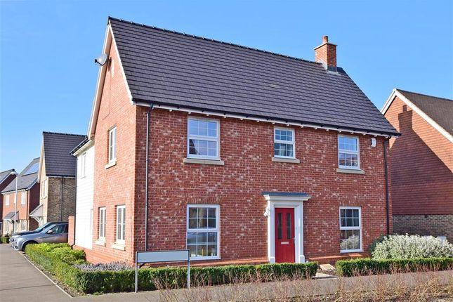 Thumbnail Detached house for sale in Alexander Road, Harrietsham, Maidstone, Kent