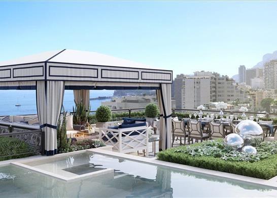 Thumbnail Property for sale in 4 Rue Des Giroflées, 98000 Monaco, Monaco