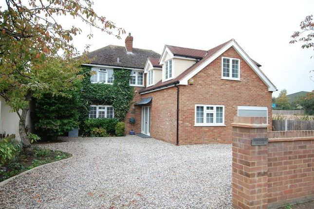 Thumbnail Detached house for sale in Rectory Fields, Rectory Road, Orsett, Grays