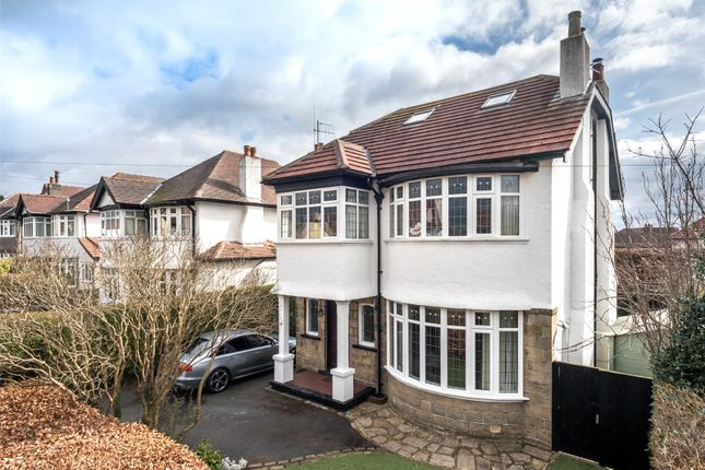 Thumbnail Detached house to rent in Moorland Drive, Leeds, West Yorkshire