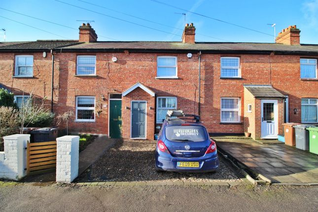 Thumbnail Terraced house to rent in Furzehill Road, Borehamwood