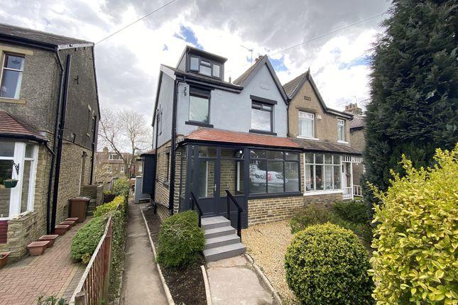Thumbnail Semi-detached house for sale in Redburn Drive, Shipley