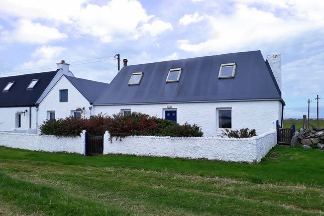 Thumbnail Cottage for sale in Cornaigbeg, Tiree
