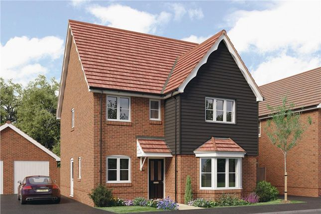 "Thumbnail Detached house for sale in ""Mitford"" at Worthing Road, Southwater, Horsham"