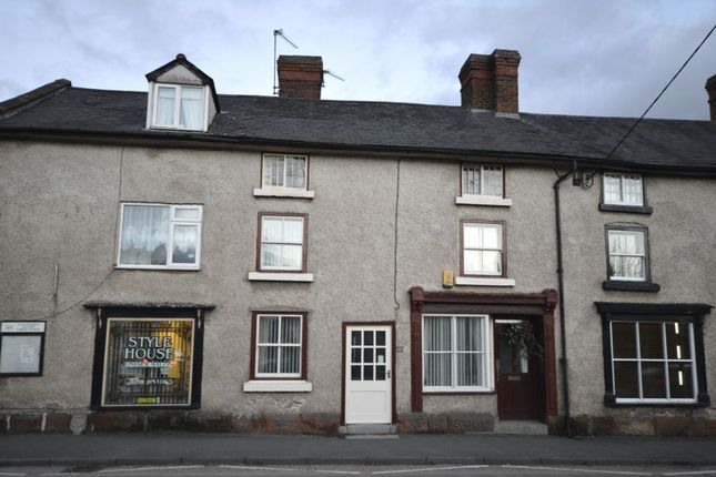 Thumbnail Property for sale in Bradford Terrace, Llanymynech