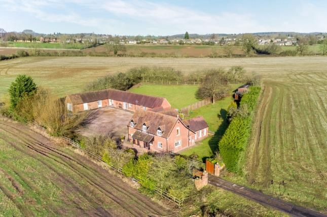Thumbnail Detached house for sale in Hampton Road, Warwick, Warwickshire, .